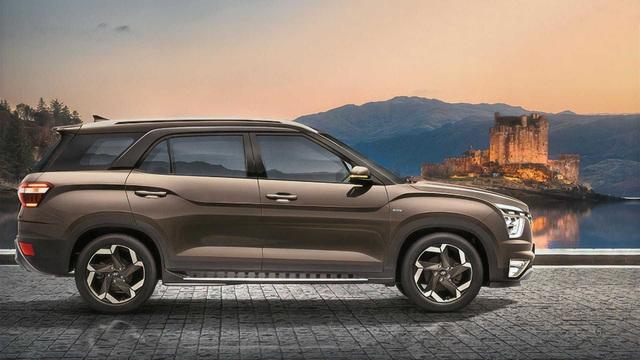 Hyundai Alcazar gia nhập phân khúc SUV 7 chỗ giá rẻ - 2