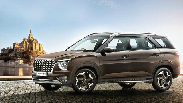 Hyundai Alcazar gia nhập phân khúc SUV 7 chỗ giá rẻ - 1