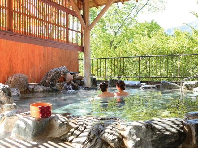 Người Nhật cổ tắm onsen như thế nào? - 4