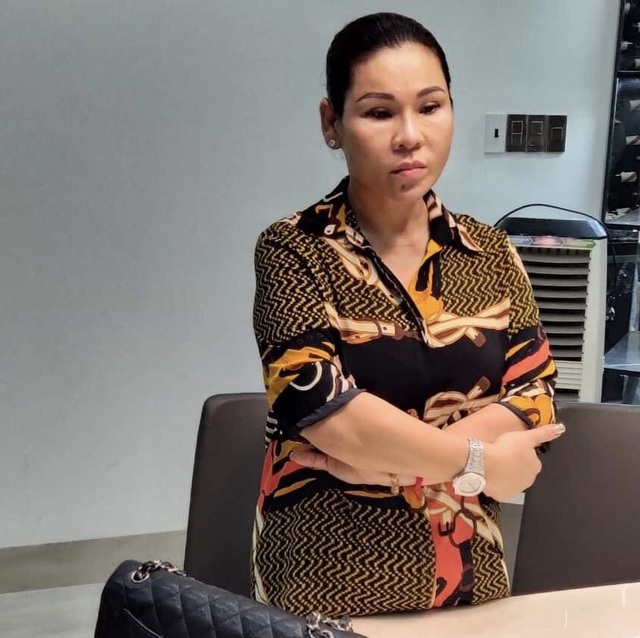 Bắt nữ đại gia là vợ một diễn viên nổi tiếng, liên quan vụ án Thiện Soi - 1