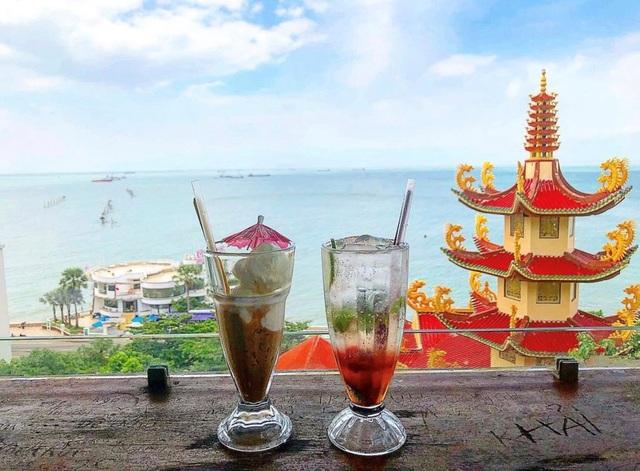 3 quán cà phê view biển ở Vũng Tàu, vừa ngắm hoàng hôn vừa nghe sóng vỗ - 4