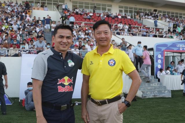 Đà Nẵng 0-2 HA Gia Lai: Bàn thắng siêu đỉnh của Văn Toàn - 19