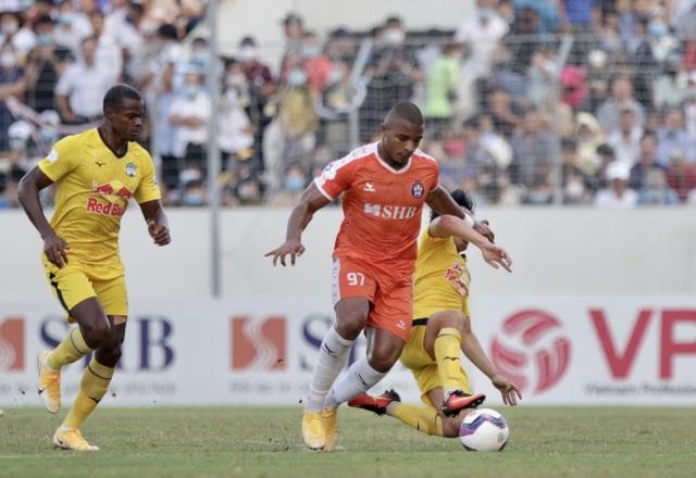 Đà Nẵng 0-2 HA Gia Lai: Bàn thắng siêu đỉnh của Văn Toàn - 10