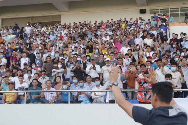 Đà Nẵng 0-2 HA Gia Lai: Bàn thắng siêu đỉnh của Văn Toàn - 20