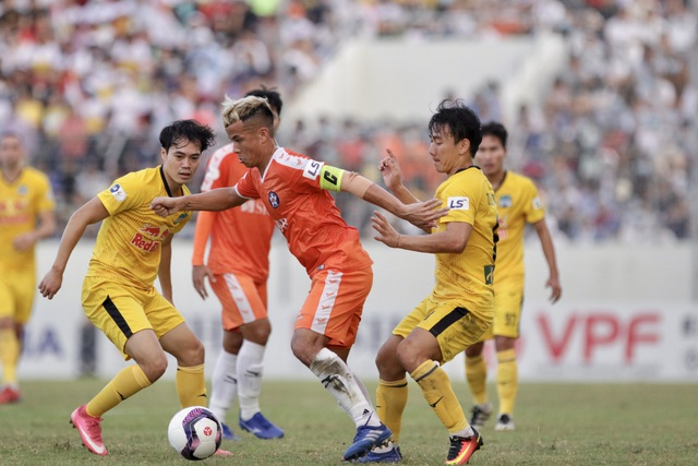 Đà Nẵng 0-2 HA Gia Lai: Bàn thắng siêu đỉnh của Văn Toàn - 6