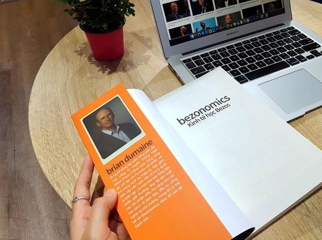 Bezonnomics - Kinh tế học Bezos: Cuốn sách hay về đế chế Amazon - 1
