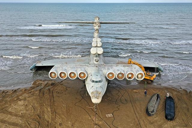 Sai lầm tai hại khiến trực thăng Nga chôn chân ở đầm lầy suốt 40 năm - 5