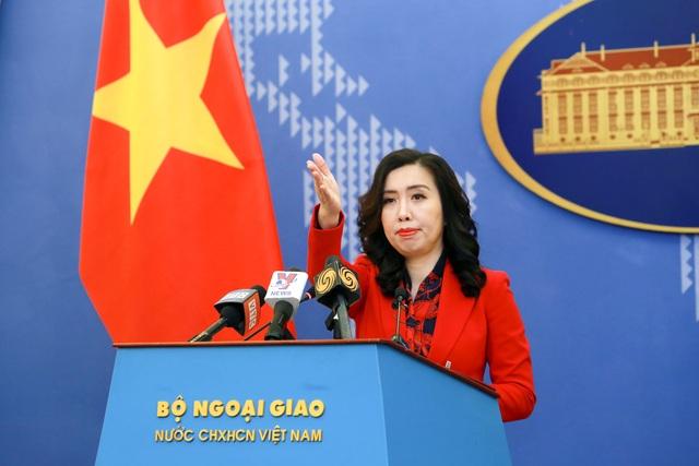 Yêu cầu các nhãn hàng nước ngoài tôn trọng chủ quyền biển đảo Việt Nam - 1