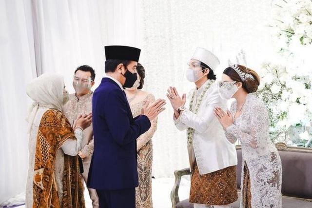 Đám cưới 7 triệu USD gây xôn xao ở Indonesia - 1