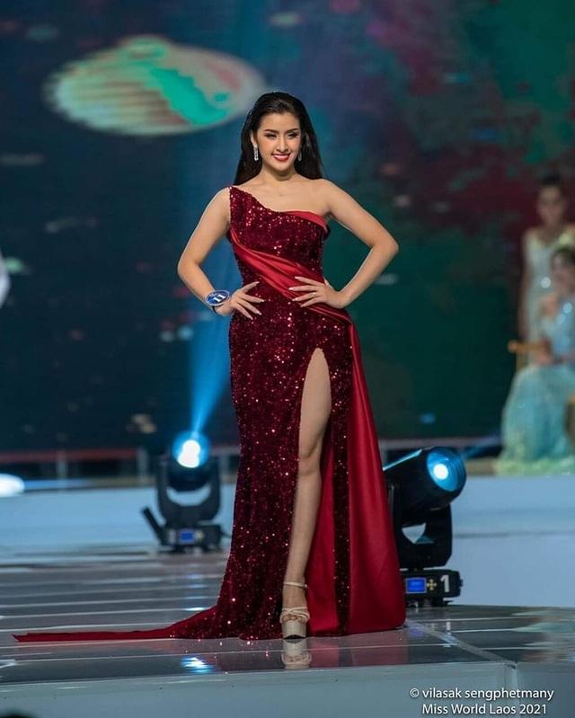 Nhan sắc ngọt ngào của tân Hoa hậu Thế giới Lào - 5
