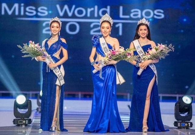 Nhan sắc ngọt ngào của tân Hoa hậu Thế giới Lào - 2