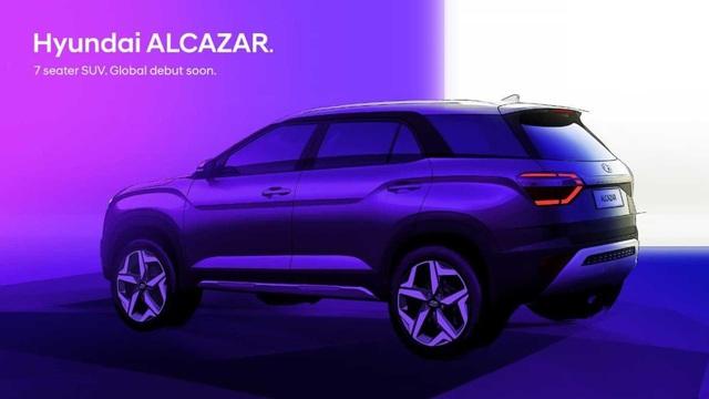 Hyundai Alcazar gia nhập phân khúc SUV 7 chỗ giá rẻ - 3