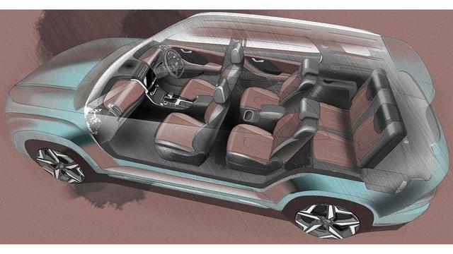 Hyundai Alcazar gia nhập phân khúc SUV 7 chỗ giá rẻ - 4