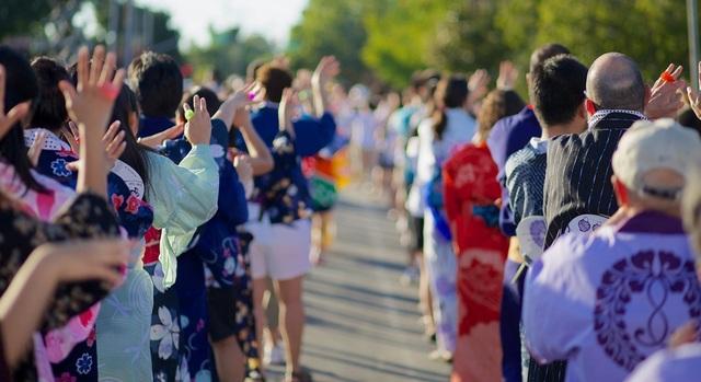 Lễ hội đưa người đã khuất trở lại trần gian ở Nhật Bản - 5