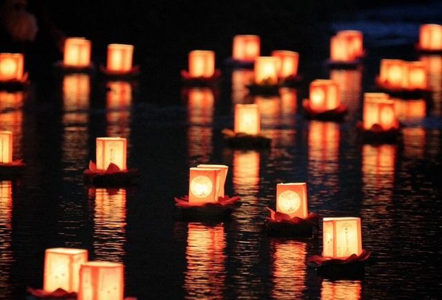 Lễ hội đưa người đã khuất trở lại trần gian ở Nhật Bản - 4