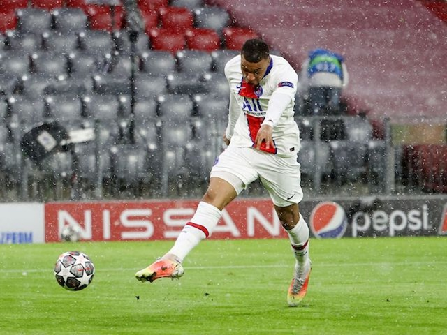 Mbappe lập hàng loạt kỷ lục sau khi hủy diệt Bayern Munich - 2
