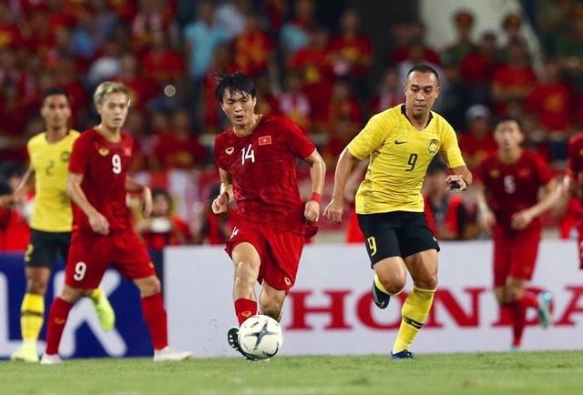 Đội tuyển Việt Nam có đủ sức bắt kịp bóng đá Trung Quốc? - 1