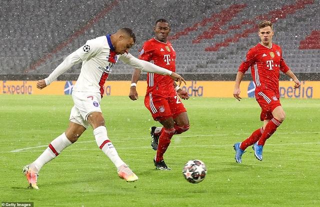 Những khoảnh khắc Mbappe rực sáng nhấn chìm Hùm xám Bayern Munich - 2