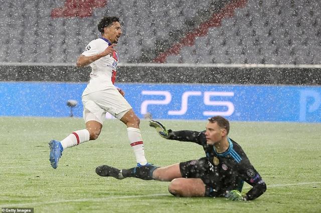 Những khoảnh khắc Mbappe rực sáng nhấn chìm Hùm xám Bayern Munich - 5