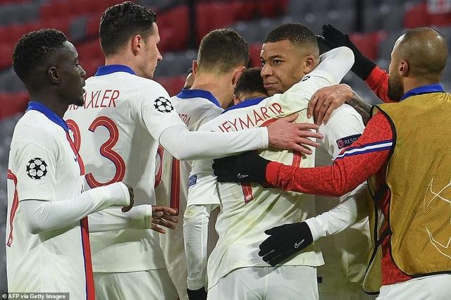 PSG - Bayern Munich: Hung thần Mbappe của Hùm xám - 1