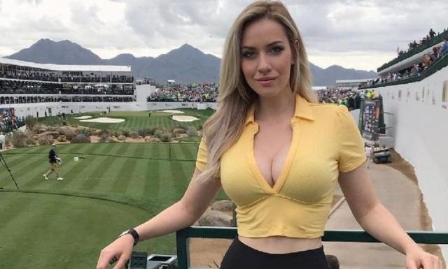 Người đẹp làng golf đáp trả người hâm mộ bằng hình ảnh nóng bỏng - 3