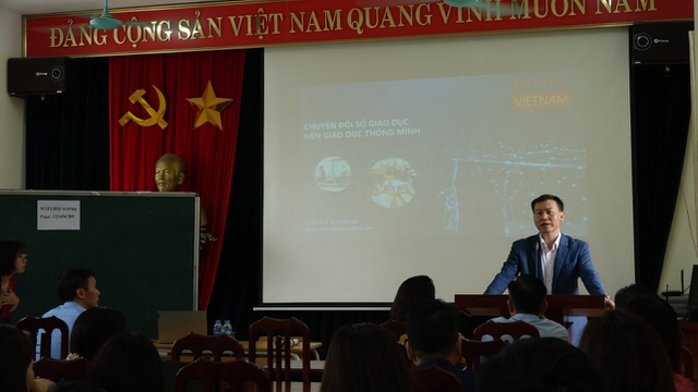 Cộng đồng các doanh nghiệp công nghệ giáo dục Việt Nam tổ chức hội thảo về giáo dục thông minh tại Hòa Bình - 2