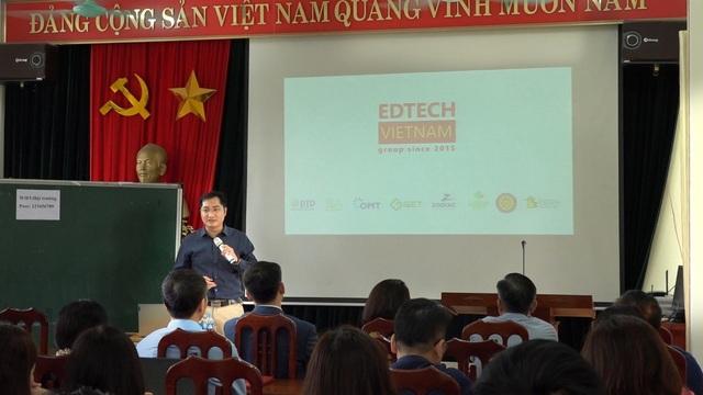 Cộng đồng các doanh nghiệp công nghệ giáo dục Việt Nam tổ chức hội thảo về giáo dục thông minh tại Hòa Bình - 3