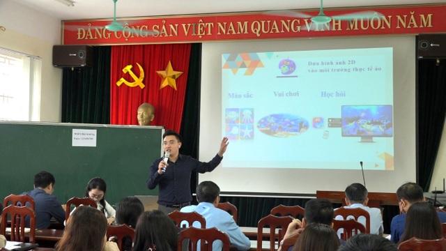 Cộng đồng các doanh nghiệp công nghệ giáo dục Việt Nam tổ chức hội thảo về giáo dục thông minh tại Hòa Bình - 4