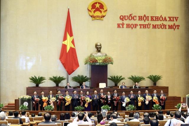 Kết quả bỏ phiếu phê chuẩn bổ nhiệm 12 Bộ trưởng mới của Chính phủ - 2