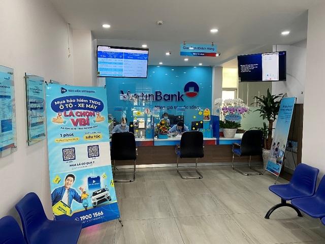 Bảo hiểm VietinBank: Mở rộng mạng lưới để đem lá chắn tới toàn dân - 1