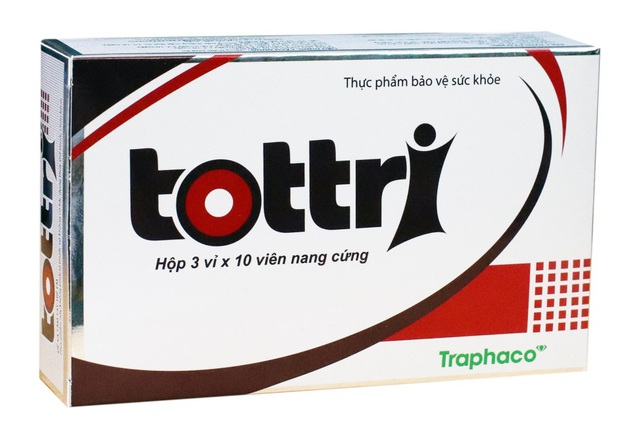 Tottri - Traphaco xác lập kỷ lục Việt Nam - 2