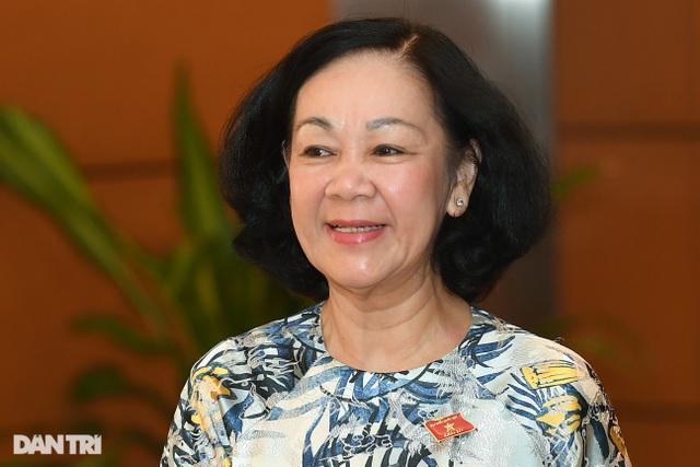 Ủy viên Bộ Chính trị Trương Thị Mai làm Trưởng ban Tổ chức Trung ương - 1