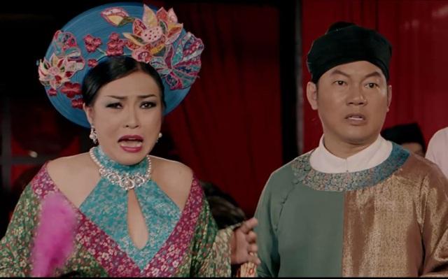 Phương Thanh tiết lộ phải độn ngực phì nhiêu để vào vai Tú Bà - 9