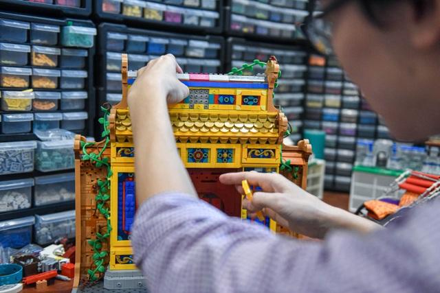 Chàng trai dùng lego ghép cảnh đẹp Việt, lên cả báo nước ngoài - 7