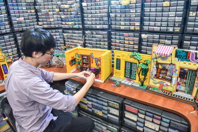 Chàng trai dùng lego ghép cảnh đẹp Việt, lên cả báo nước ngoài - 3
