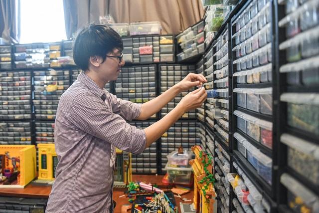 Chàng trai dùng lego ghép cảnh đẹp Việt, lên cả báo nước ngoài - 2