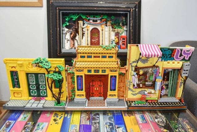 Chàng trai dùng lego ghép cảnh đẹp Việt, lên cả báo nước ngoài - 12