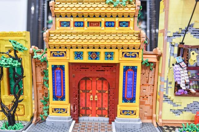 Chàng trai dùng lego ghép cảnh đẹp Việt, lên cả báo nước ngoài - 11