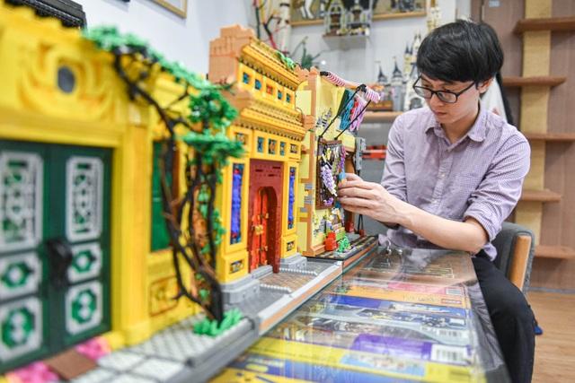 Chàng trai dùng lego ghép cảnh đẹp Việt, lên cả báo nước ngoài - 10