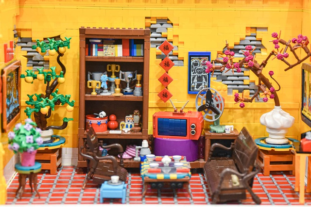 Chàng trai dùng lego ghép cảnh đẹp Việt, lên cả báo nước ngoài - 6