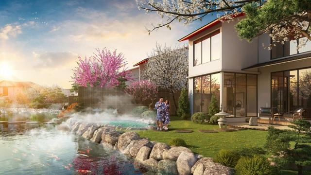 Yoko Villas: Tắm khoáng tại nhà, chạm đỉnh cao hưởng thụ - 1