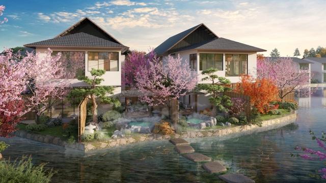 Yoko Villas: Tắm khoáng tại nhà, chạm đỉnh cao hưởng thụ - 2