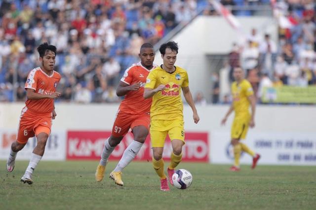 Đà Nẵng 0-2 HA Gia Lai: Bàn thắng siêu đỉnh của Văn Toàn - 14