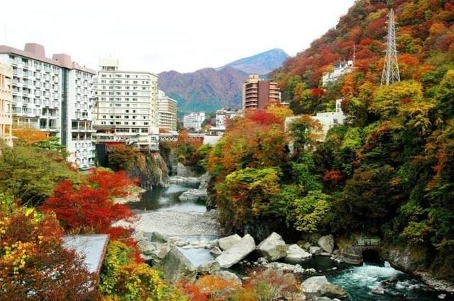 Những điểm đến mùa hè tuyệt đẹp ở Nhật Bản - 2