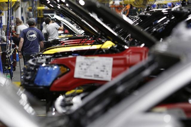 Ngành công nghiệp ô tô Mỹ kêu cứu - 1
