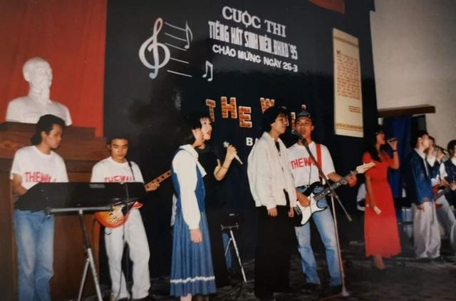 Bức Tường thực hiện liveshow kỷ niệm 5 năm ngày mất của thủ lĩnh Trần Lập - 3