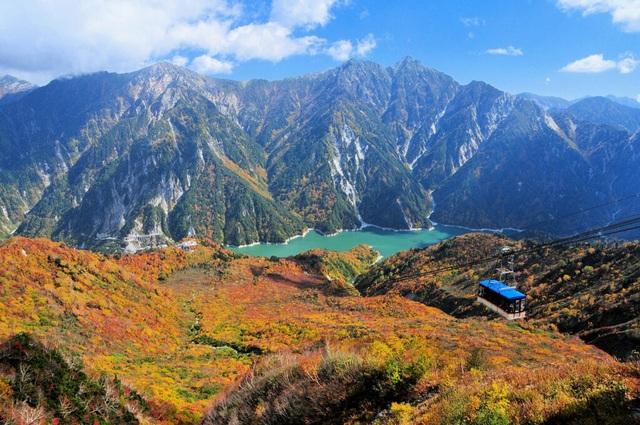 Tìm về ba ngọn núi thánh của xứ Phù Tang - 6