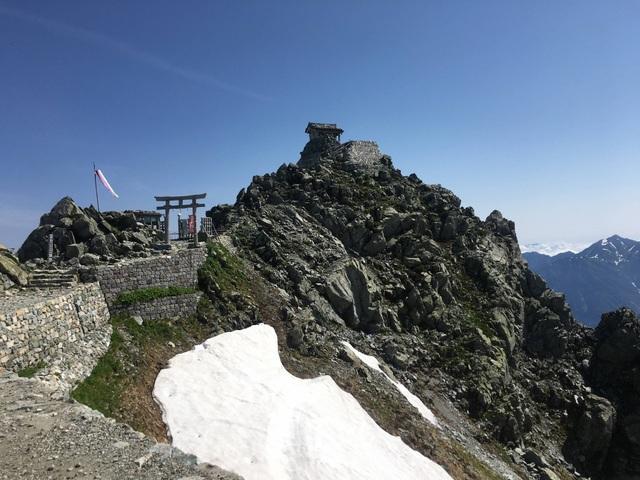 Tìm về ba ngọn núi thánh của xứ Phù Tang - 8