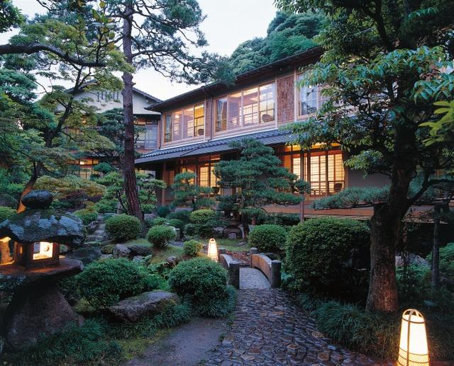Ghé thăm những ryokan sang chảnh bậc nhất Nhật Bản - 6