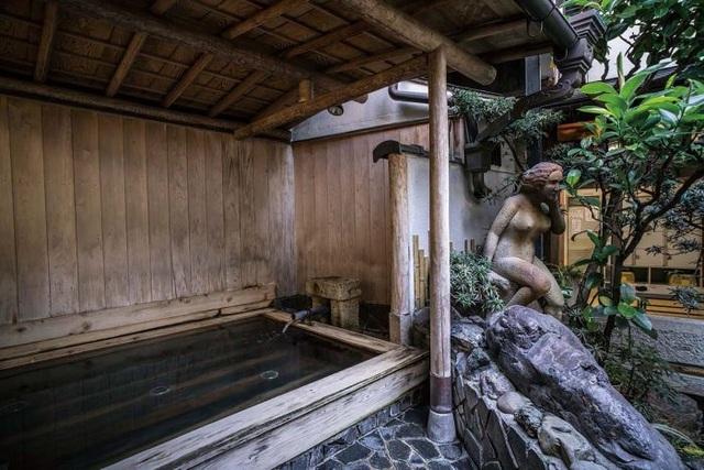 Funaoka Onsen - Sento cổ lâu đời ở cố đô Kyoto - 9